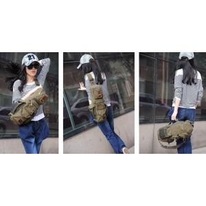 womens Vintage backpack