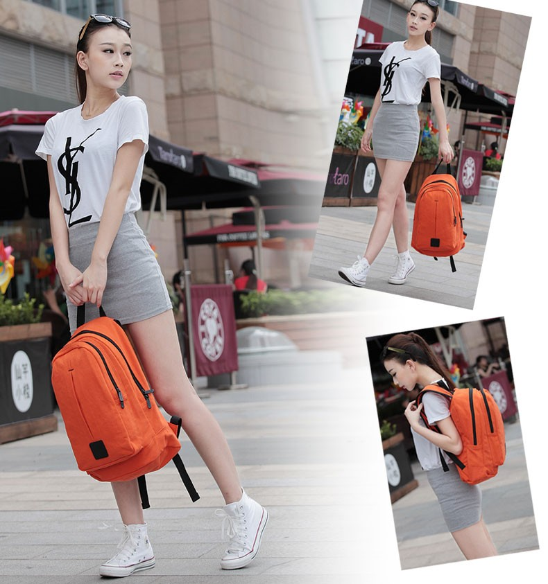 Stylish backpack, travel backpack for europe - BagsEarth