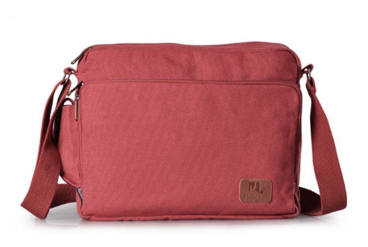 0243e8b321 ... red canvas shoulder messenger bag · red canvas messenger bag women