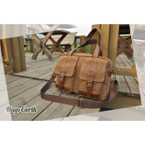 Coffee Canvas Bag