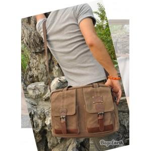 Coffee Canvas Ipad Tote Bag