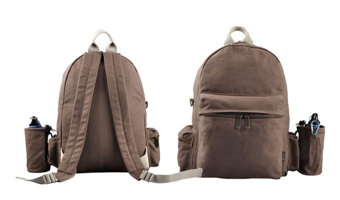 Canvas backpacks satchel book bag, canvas backpack purse for women ...