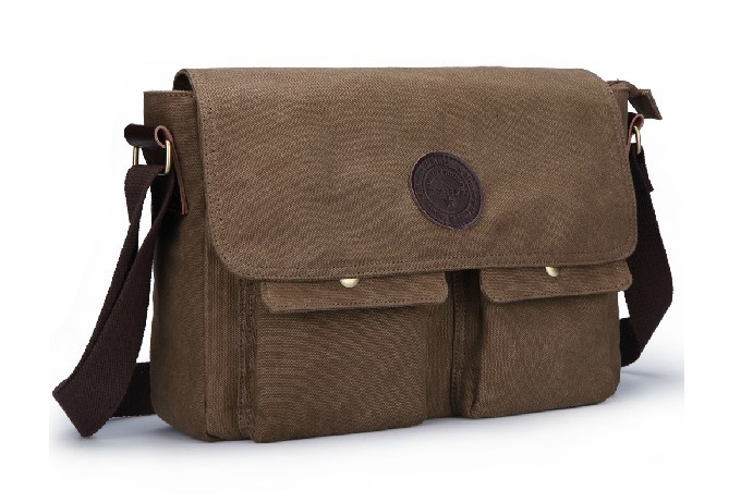 Canvas Messenger Bag Men S Satchel