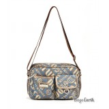 SkyBlue Women's Messenger Bag