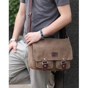 mens unusual messenger bag