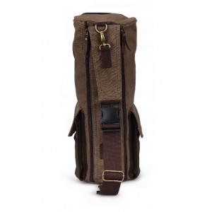 coffee Canvas messenger bags backpack