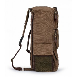 coffee single strap backpack