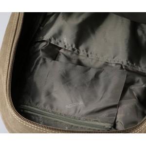khaki backpack for high school