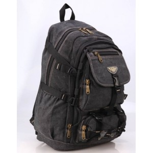 canvas backpack men