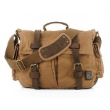 Best 14 inch laptop bag, canvas messenger laptop bag