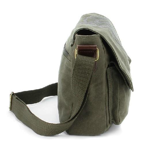 ... canvas military messenger bag ... 46cada3fd7d