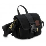 Canvas messenger bag men
