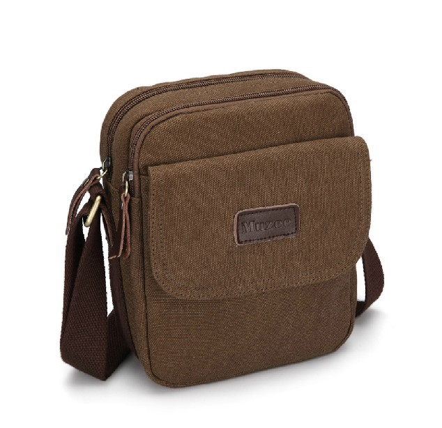 New IPAD Canvas Messenger Bag For Women Canvas Messenger Bag For School