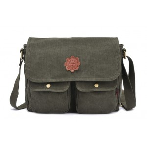 Trendy messenger bag, travel shoulder bag