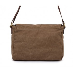 khaki Trendy messenger bag