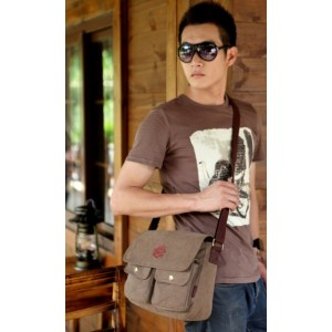 mens Trendy messenger bag