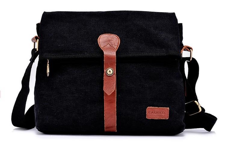 Vintage messenger bags for men, urban messenger bag - BagsEarth