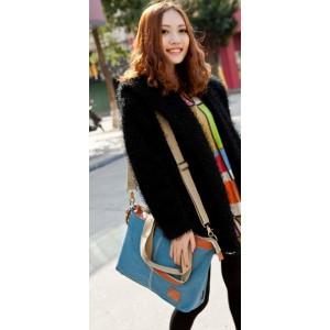 canvas trendy tote bag