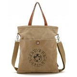 Cool messenger bag for school, crossbody purse