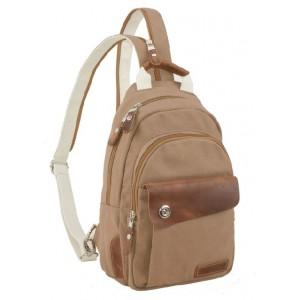 Canvas rucksack for women, canvas rucksack small