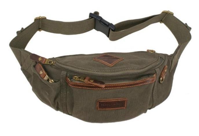 Waist pouch bag, waist wallet - BagsEarth