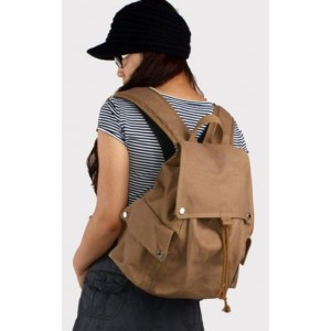 canvas backpack for college
