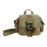Bike messenger bag, waist pack for hiking