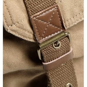 khaki Backpack for teenage girls