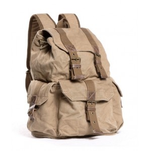 canvas backpack for travel
