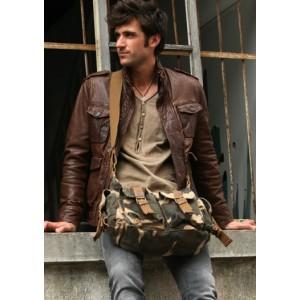 camo Stylish messenger bag