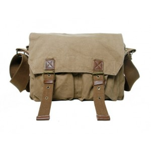 khaki Travel organizer bag