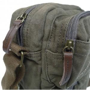 mens Vertical messenger bag