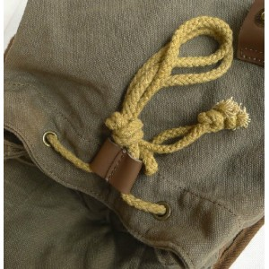 army green Backpack for men