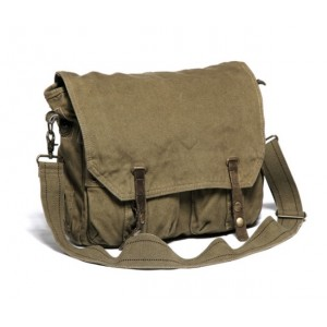 Yellow messenger bag, travel shoulder bag