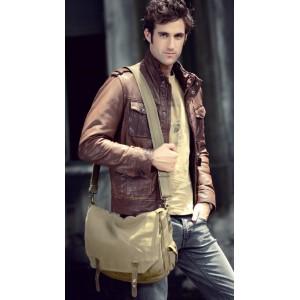 mens travel shoulder bag