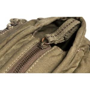 vintage travel shoulder bag