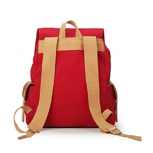 red Backpacks for hiking