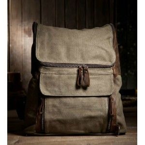 Cotton canvas backpack, amazing backpack
