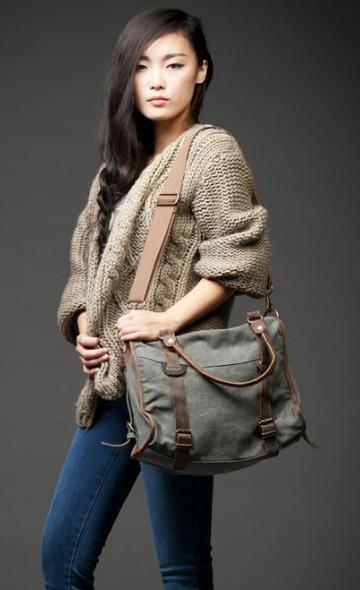 Shoulder Bag School Messenger Bag Bagsearth