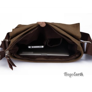 canvas shoulder bags for women