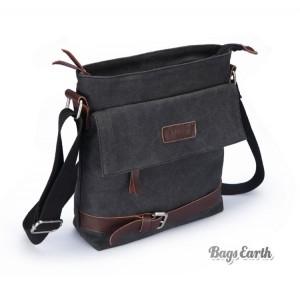 canvas shoulder bag women