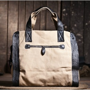 beige Bag shoulder travel
