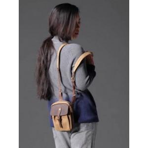 vintage Messenger bags for school girls