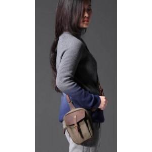 retro messenger bag women