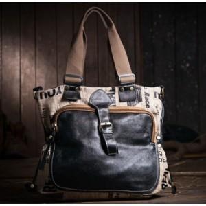 Messenger school bags, messenger satchel shoulder hand bag