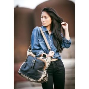 womens messenger satchel shoulder hand bag