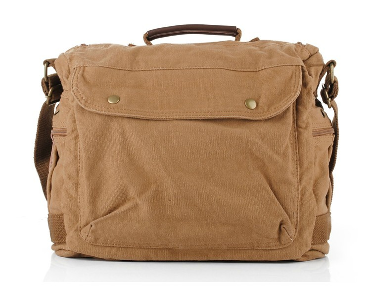 Messenger bags for men canvas, messenger bags for laptops - BagsEarth
