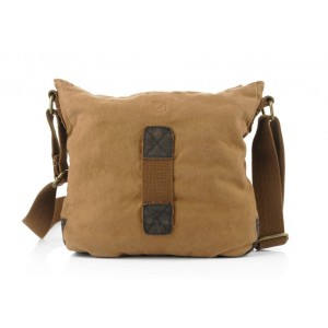 small canvas messenger bag