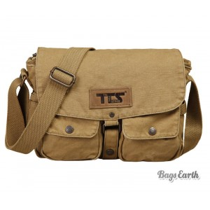 Canvas Shoulder Bags For Men, Canvas Shoulder Bags For Women