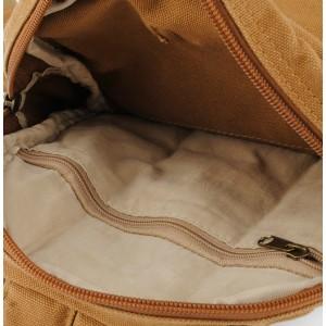 yellow single shoulder bag